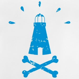 Pirate Lighthouse - Baby T-Shirt