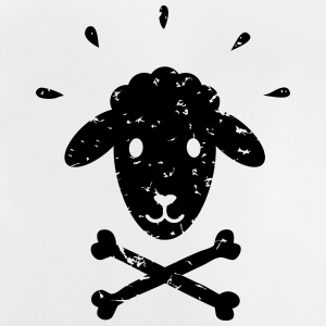 Pirate Sheep - Baby-T-skjorte