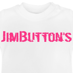 pinky girly de JimButton de - T-shirt Bébé
