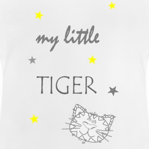 My little tiger - T-shirt Bébé