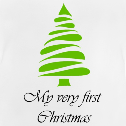 My very first Christmas - Weihnachten - Baby T-Shirt