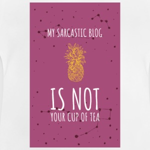 My Sarcastic Blog3 - Baby T-Shirt