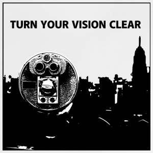 TURN YOUR VISION CLEAR - Baby T-Shirt