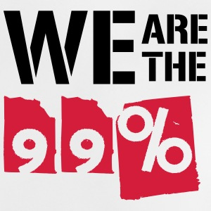We are the 99 percent - Baby T-Shirt