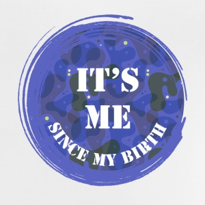 Das bin ich - It's Me, since my birth - Baby T-Shirt
