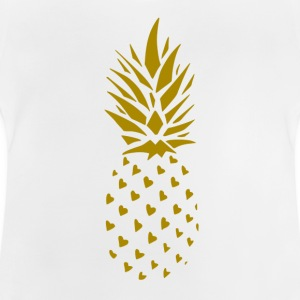 Pineapple Gold - Baby T-Shirt