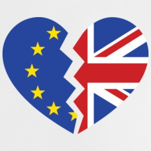 Brexit Heart - Baby T-Shirt
