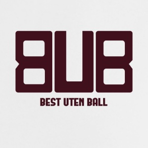 BEST WITHOUT BALL BURGUNDY - Baby T-Shirt