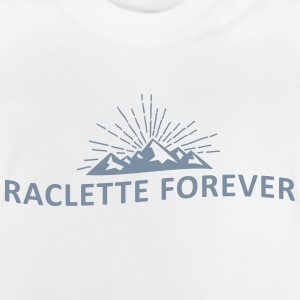 raclette evigt - Baby-T-shirt