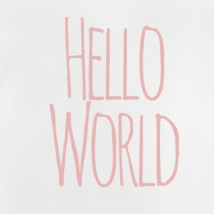 Hello world - Baby T-Shirt