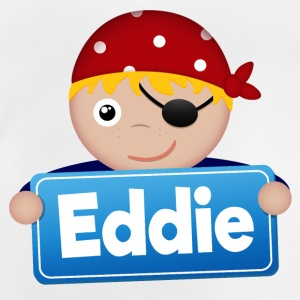 Little Pirate Eddie - Baby-T-shirt
