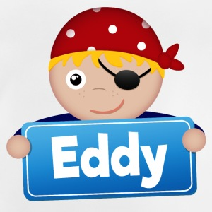 Little Pirate Eddy - Baby T-Shirt