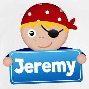 Little Pirate Jeremy - Baby T-Shirt