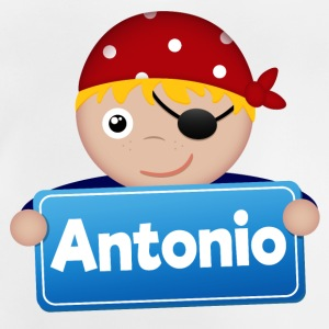 Little Pirate Antonio - Baby T-Shirt