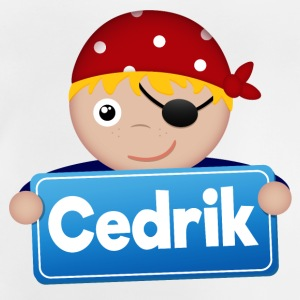 Little Pirate Cedrik - Baby-T-shirt