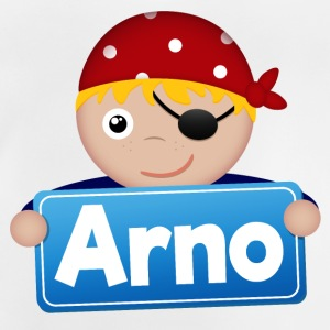Little Pirate Arno - Baby T-Shirt