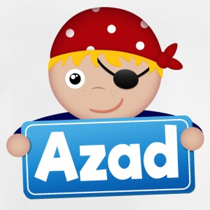 Little Pirate Azad - Baby-T-shirt