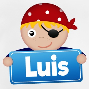 Little Pirate Luis - Baby-T-shirt
