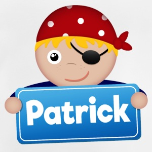 Little Pirate Patrick - Baby T-Shirt