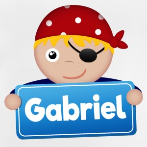 Little Pirate Gabriel - Baby-T-shirt