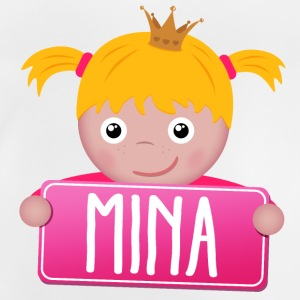 Little Princess Mina - Baby-T-shirt