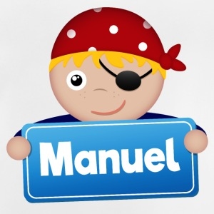 Petit Pirate Manuel - T-shirt Bébé