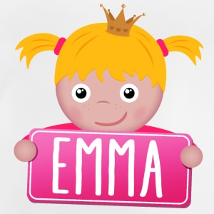 Little Princess Emma - Baby T-Shirt