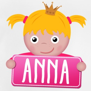 Little Princess Anna - Baby T-shirt