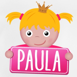 Little Princess Paula - Baby T-Shirt