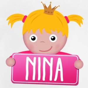 Little Princess Nina - Maglietta per neonato