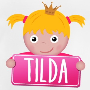 Little Princess Tilda - Baby T-Shirt