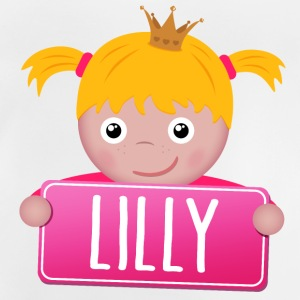 Little Princess Lilly - Baby-T-shirt