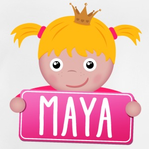 Little Princess Maya - Baby-T-shirt