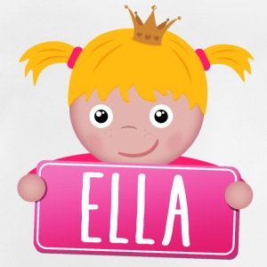 Little Princess Ella - Baby T-shirt