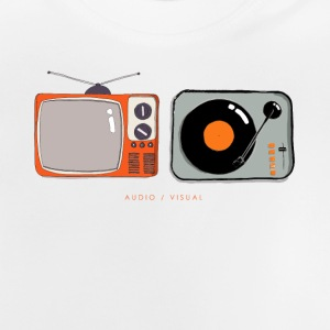 Audio / visuelt - Baby T-shirt