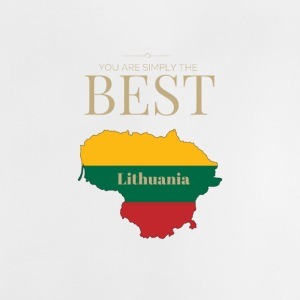 Lithuania is simply the best - Baby T-Shirt