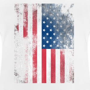 1979 USA FLAG - Baby T-Shirt