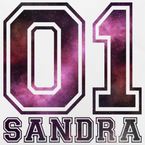 Sandra Name - Baby T-Shirt