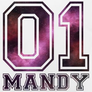 Mandy Name - Baby T-Shirt