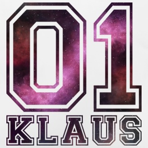 Klaus name - Baby T-Shirt