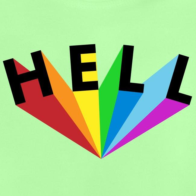 Hell Rainbow Black
