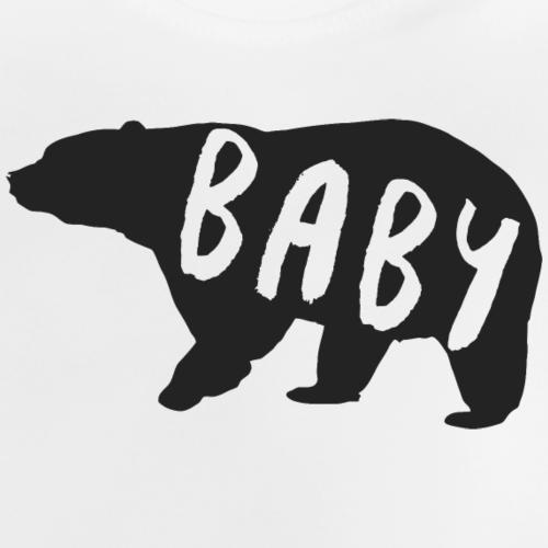 Baby Bär Design - Baby T-Shirt