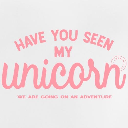 Unicorn pink - Baby T-Shirt