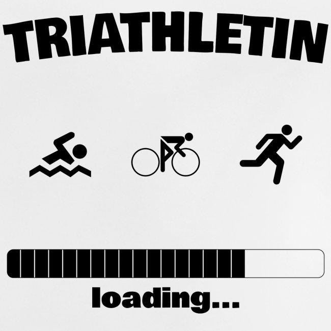 Triathletin loading... Baby Motiv