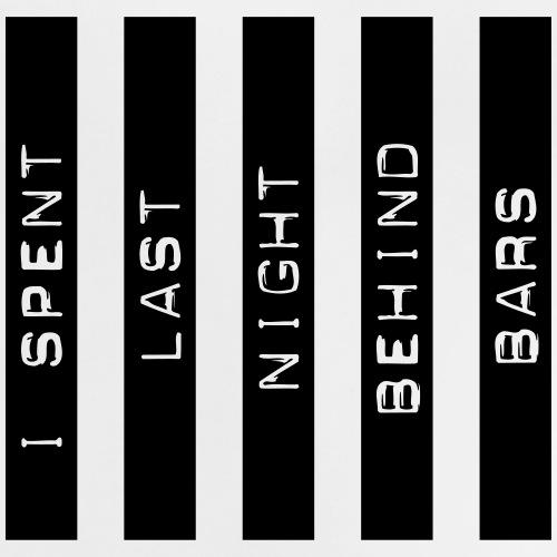Behind Bars - Baby T-Shirt