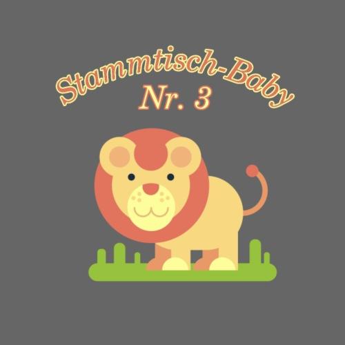 Stammtisch Baby Nr3 - Baby T-Shirt