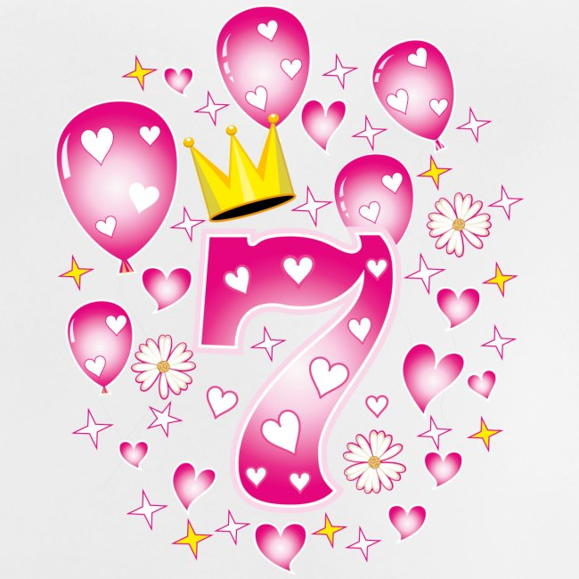 Glückwünsche Zum 7 Geburtstag
