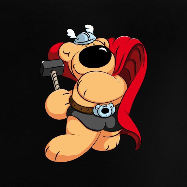 Der mächtige Thorbär