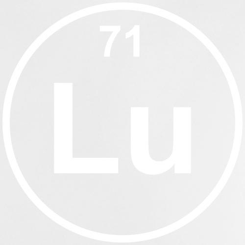 lu (lutetium) - Element 71 - Minimal - Baby T-Shirt