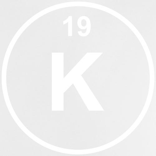 Potassium (K) (element 19) - Baby T-Shirt